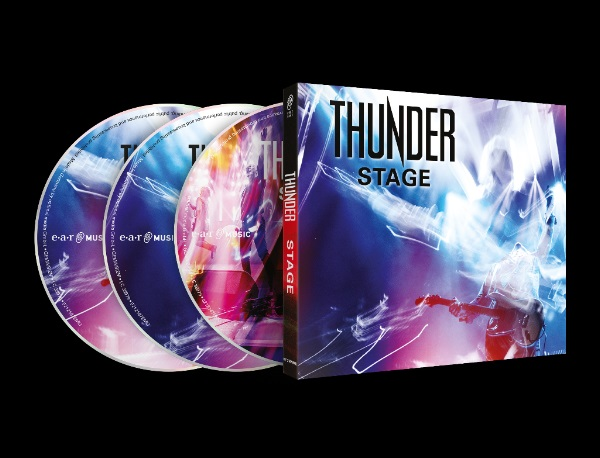 THUNDER: 'The Thing I Want' Performance Clip From 'Stage' DVD
