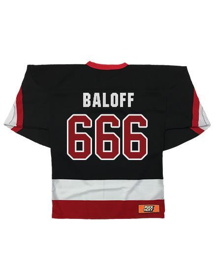 EXODUS Teams Up With PUCK HCKY For PAUL BALOFF Tribute Jersey
