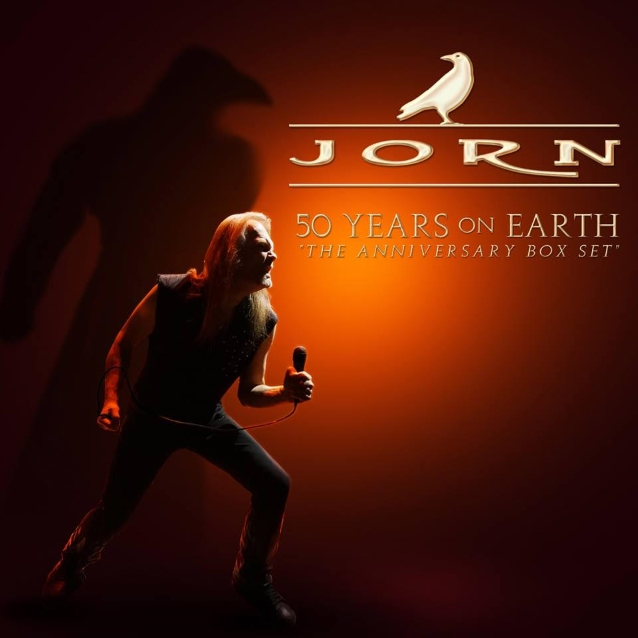 Ultimate JORN Box Set, '50 Years On Earth - The Anniversary Box Set', Due In December