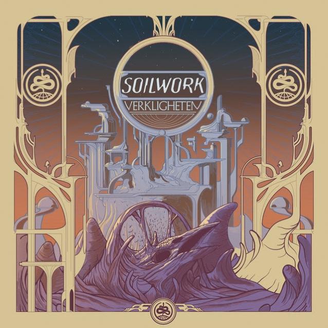SOILWORK Vocalist Says New Drummer BASTIAN THUSGAARD Was 'A Big Part' Of 'Verkligheten' Album